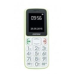 TELEFONO CELLULARE CUSTOM TEO - LOCALIZZ. - DUAL SIM - SOS- BLUETOOTH- FOTO