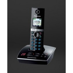 TELEFONO CORDLESS PANASONIC KX-TG8061JTB SEGRETERIA