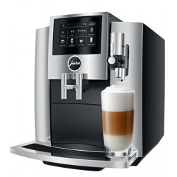 MACCHINA CAFFE' JURA S8 MOONLIGHT SILVER