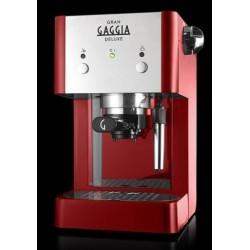 MAC. CAFFE' GAGGIA GRANGAGGIA DELUXE RI8425/22 ROSSA