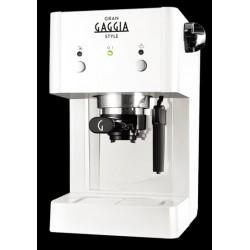 MACCHINA DEL CAFFE' GAGGIA GRANGAGGIA STYLE RI8423/21 BIANCA