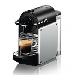 MAC. CAFFE' NESPRESSO DE LONGHI EN124S PIXIE SILVER